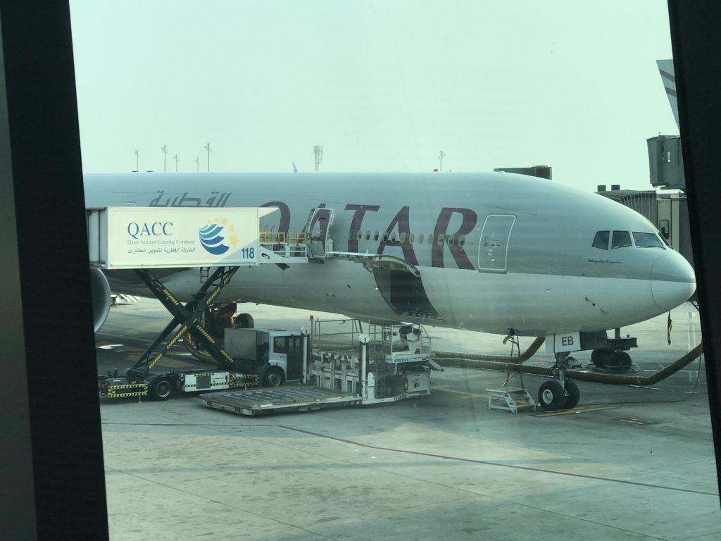 ドーハ・ハマド国際空港