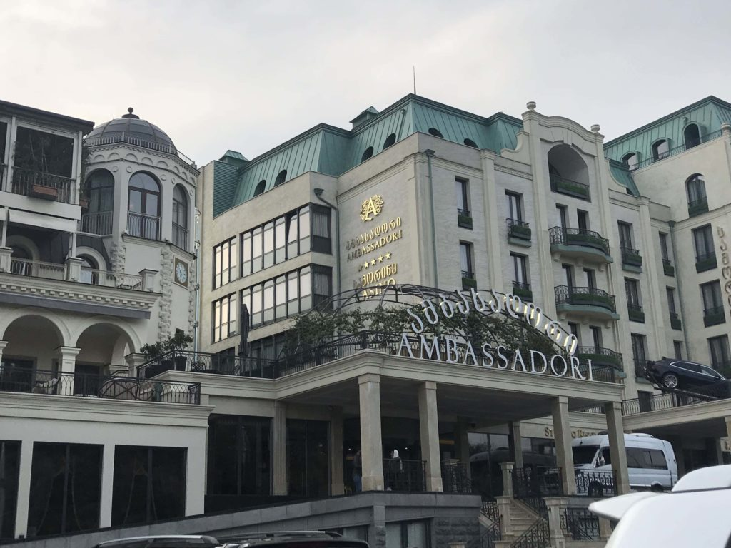カジノホテル