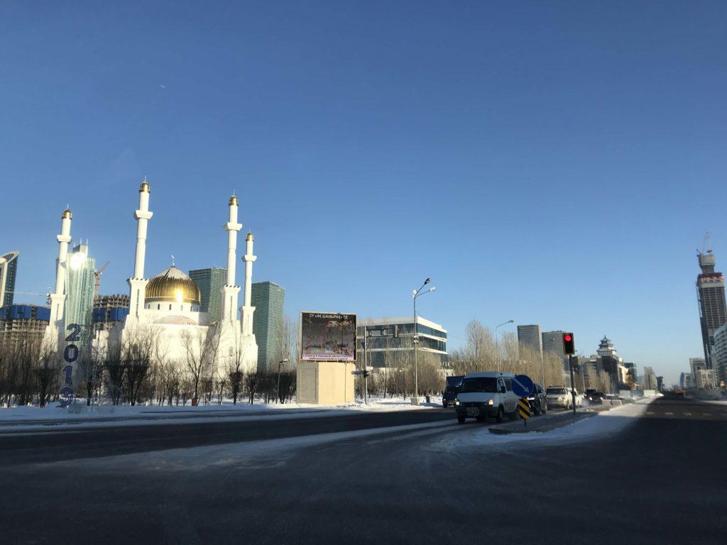 ヌルスルタンのモスク
