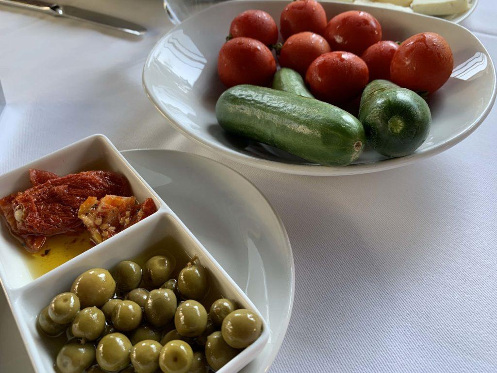 トルコ料理前菜