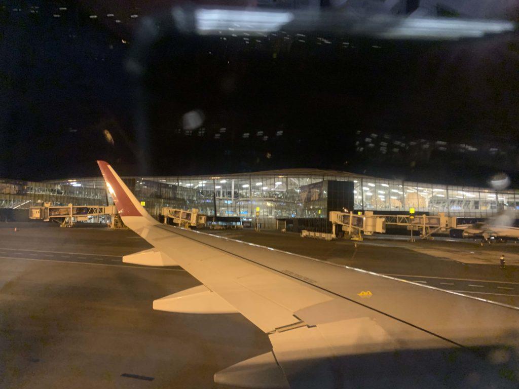 カタール航空フライト