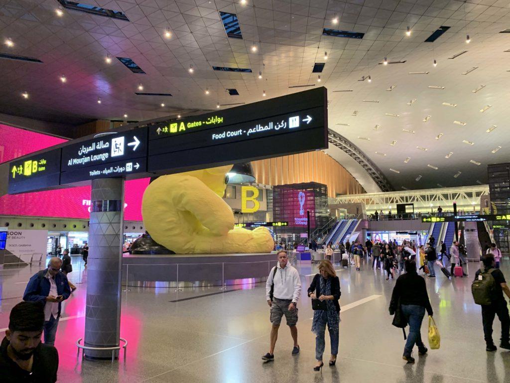 ハマド国際空港
