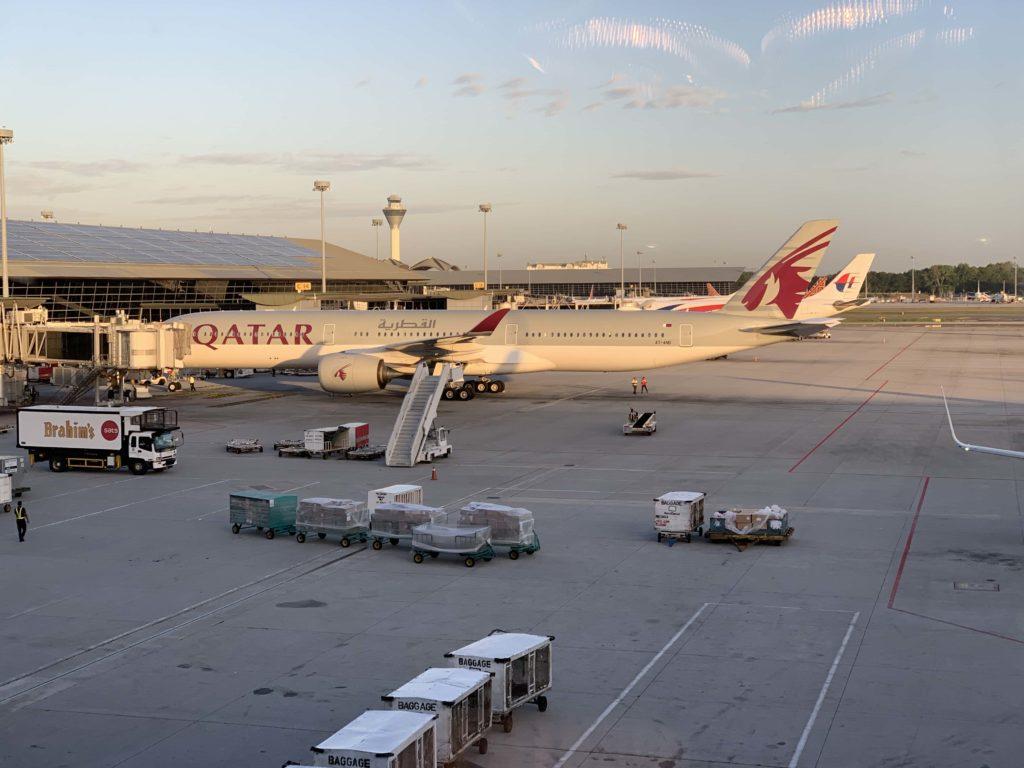 Qatar航空
